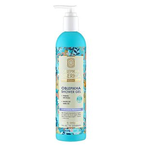 "Natura Siberica Oblepikha Shower Gel ""Energizing Freshness"" 400 ml"
