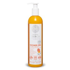 Natura Siberica Shower Gel Vitamins for Skin