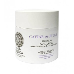 Natura Siberica  Age-delay face cream, Caviar de Russie, 50ml