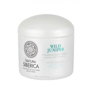 Natura Siberica  Wild juniper body scrub, 370ml