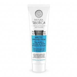 Natura Siberica Natural Siberian toothpaste Arctic protection, 100gr