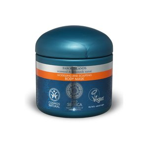 Natura Siberica Faroe Islands Modelling and sculpting body mask COSMOS NATURAL (BDIH), 370 ml