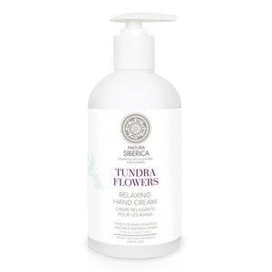 """Natura Siberica Relaxing Hand Cream """"Tundra Flowers"""", 500ml"""