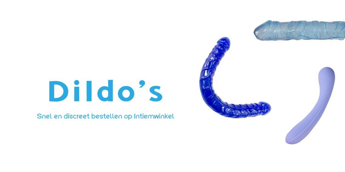 Dildo's snel en discreet bestellen op Intiemwinkel.nl