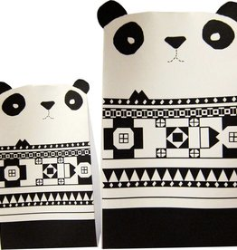 Diy-opbergdoosjes panda