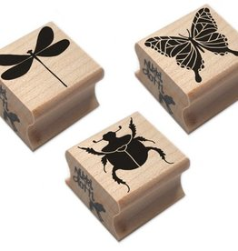 Stempelsetje insecten