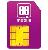 88mobile tot 80 min/sms