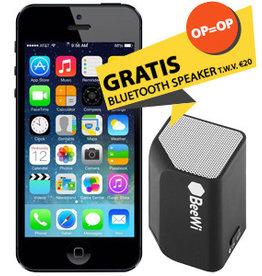 Apple iPhone 5 (koopje) + GRATIS Speaker