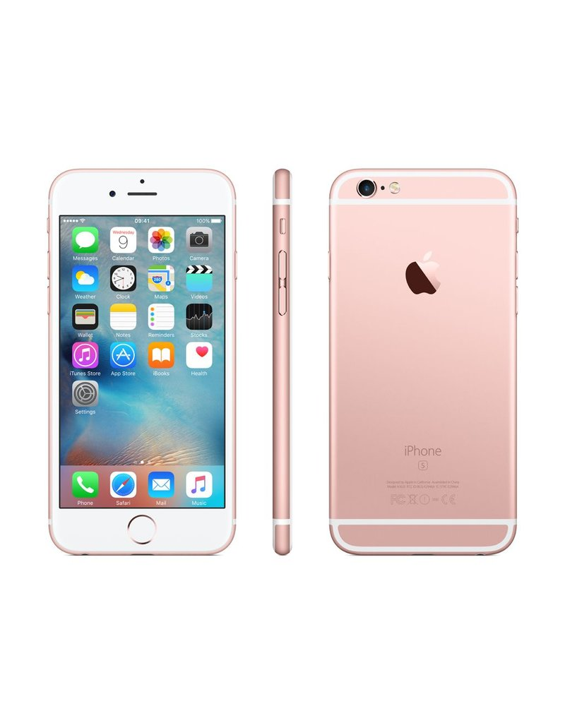 Apple iPhone 6S 16GB Roségoud (koopje)