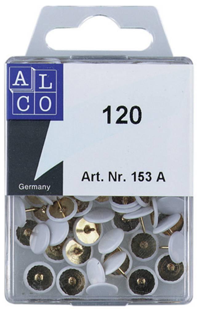 ALCO DUIMSPIJKERS WIT 120ST.