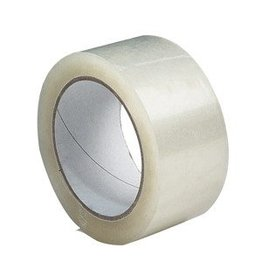 KLEEFBAND 66M ROLLEN PPA/28MY/TRANSP - 6 ST - 48MM X 66M