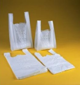 SHOPPER TRANSPARANT LDPE / 27+12X47CM / LDPE 21MY / 1000ST