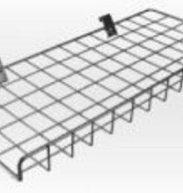 SCHUIN TABLET - ROOSTER 35X78CM - HAMERSLAG