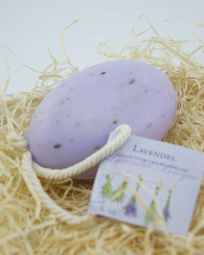 """Sheabutter Duschseife """"Lavendel"""""""