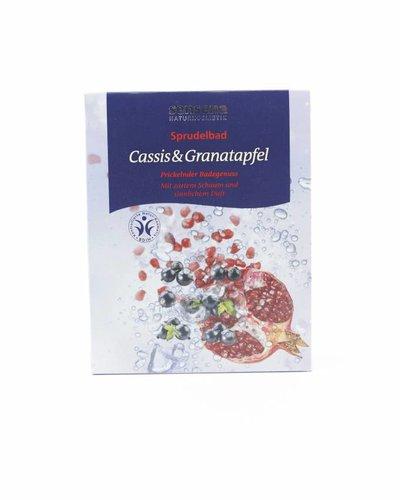 "Sprudelbad ""Cassis/Granatapfel"""