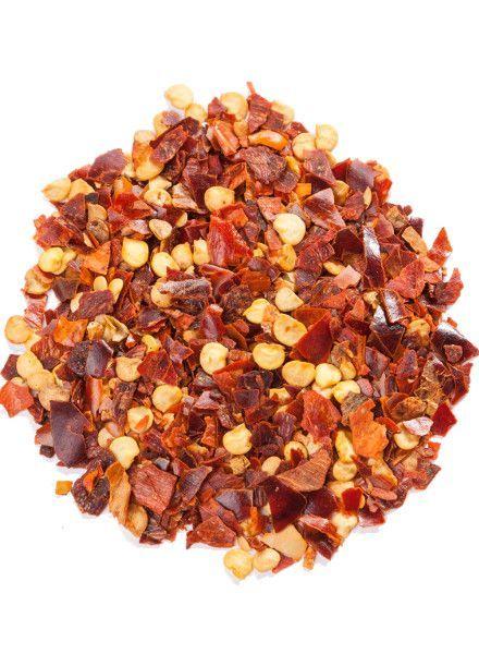 Chili   Bio   crushed   medium