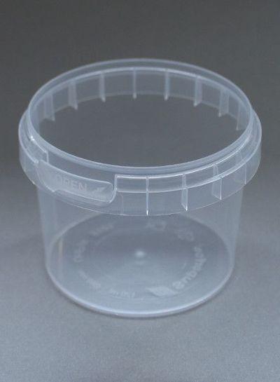 RPC Superfos Rundbecher | 120 ml klar | Ø 69 mm