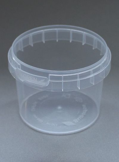 Rundbecher | 120 ml klar | Ø 69 mm
