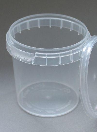 RPC Superfos Rundbecher | 155 ml klar | Ø 69 mm