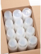 120 ml klar | Ø 69 mm | 100er Pack