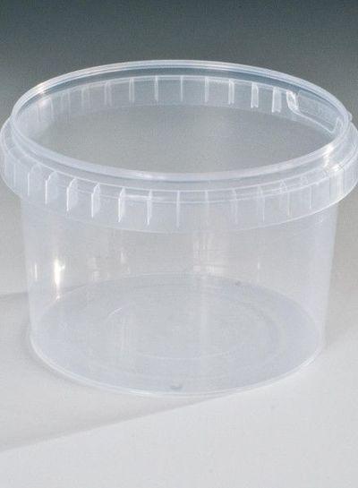 RPC Superfos Rundbecher | 315 ml klar | Ø 95 mm