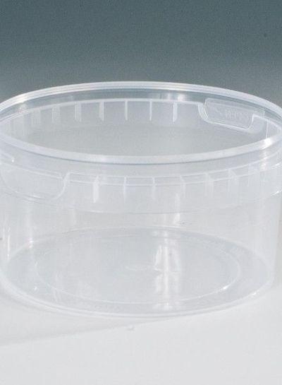 Rundbecher | 410 ml klar | Ø 118 mm