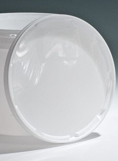 RPC Superfos Rundeimer   3,1 l weiß   Ø 198 mm   mit Henkel