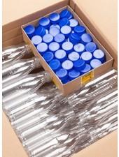 E-proPlast Milchflaschen | 0,5 l | 100er Pack