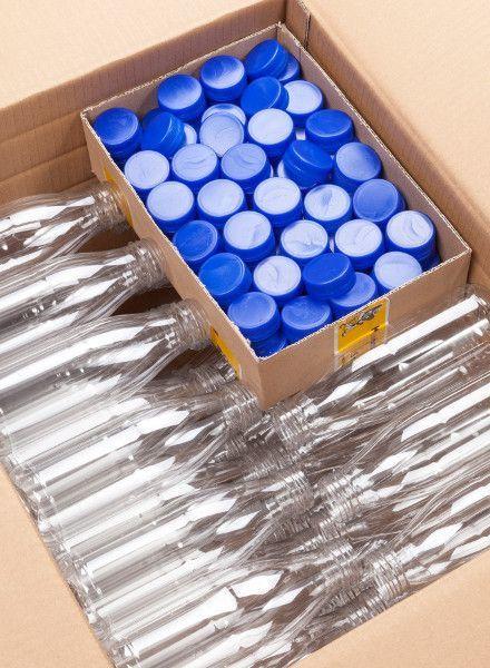 Milchflaschen 0,5l 100er Pack