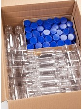 E-proPlast Milchflaschen | 0,25 l | 100er Pack