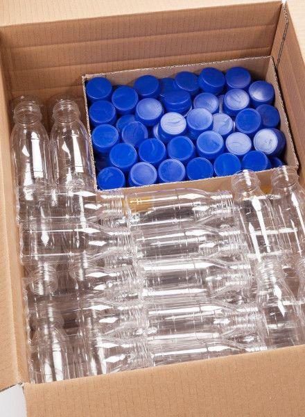 Milchflaschen 0,25l 100er Pack