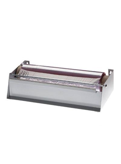 Abrollgerät für Frischhaltefolie | 300 mm breit | 300 lfm