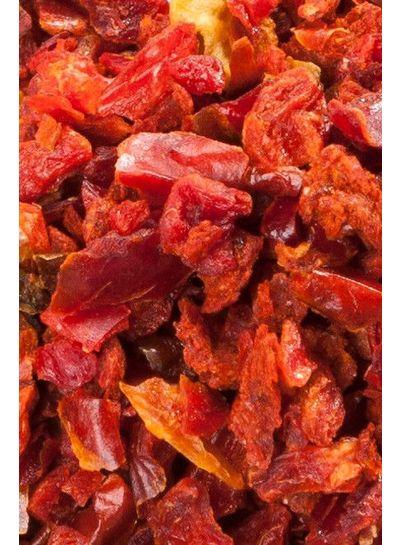 Paprikagranulat   rot 1 - 3 mm