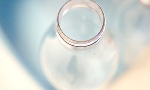 Milch  flaschen