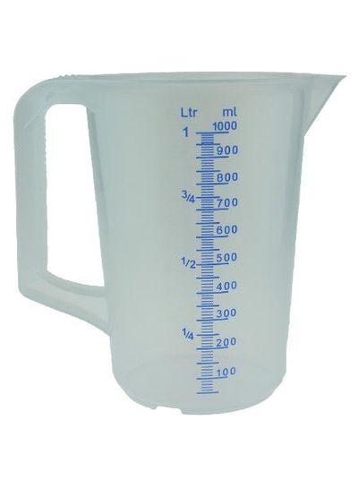 Messbecher   1.000 ml   mit Henkel