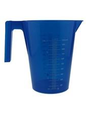 Messbecher | 1.000 ml | blau