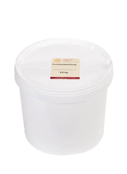 Fruchtzubereitung   Vanille