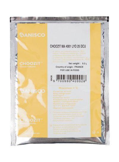 Danisco Choozit MA 4001 Lyo 25 DCU