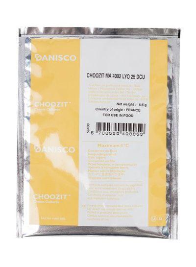 Danisco Choozit MA 4002 Lyo 25 DCU