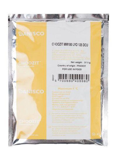 Danisco Choozit MM 100 Lyo 125 DCU