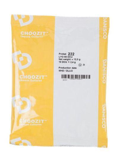 Danisco Choozit Probat 222 Lyo 10 DCU