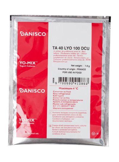 Danisco TA 40 LYO 100 DCU