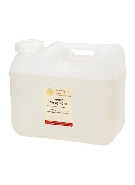 Lysozym | flüssig | 5 kg
