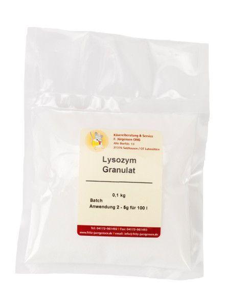 Lysozym | Granulat | 0,1 kg