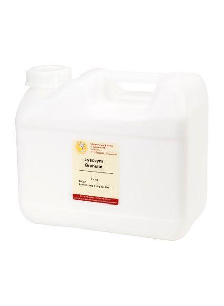 Lysozym | Granulat | 2,4 kg