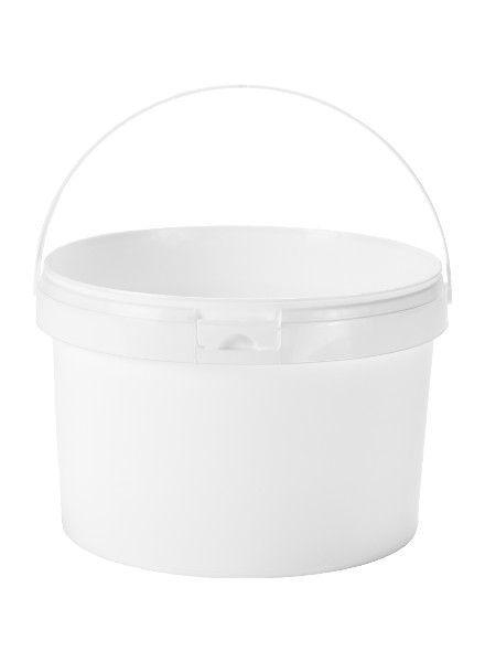 3,1l mit Henkel weiß   Ø 198 mm