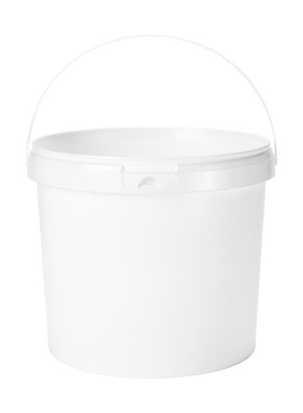 5,8l mit Henkel weiß   Ø 226 mm