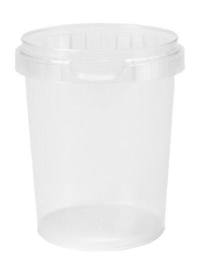 RPC Superfos Rundbecher | 520 ml klar | Ø 95 mm