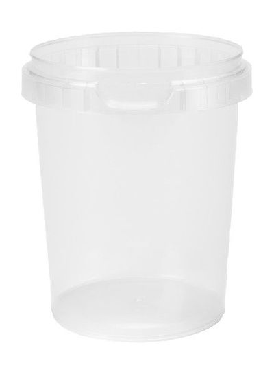RPC Superfos Rundbecher | 550 ml klar | Ø 95 mm
