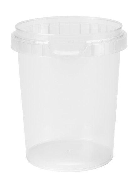 RPC Superfos 550 ml klar | Ø 95 mm